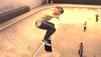 Video Tony Hawk's Pro Skater 5, Patina como un Pro