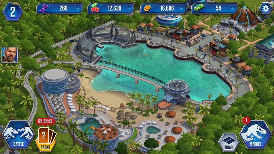 Jurassic World The Game iOS