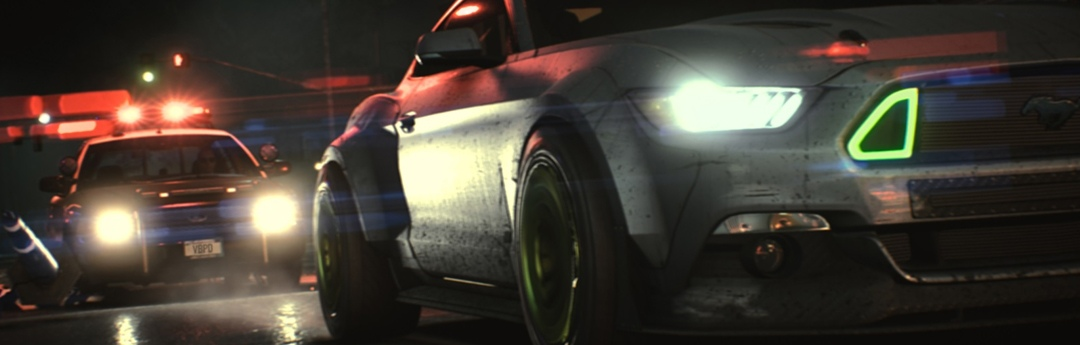 Need for Speed - Vídeo Impresiones E3 2015