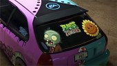 Video Need for Speed - Coche Personalizado: Plants vs. Zombies