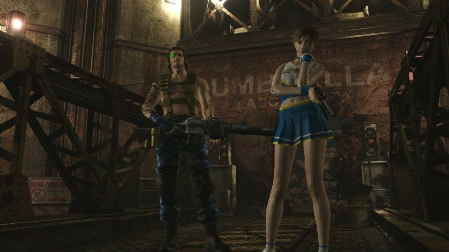 Resident Evil Zero HD Remaster análisis