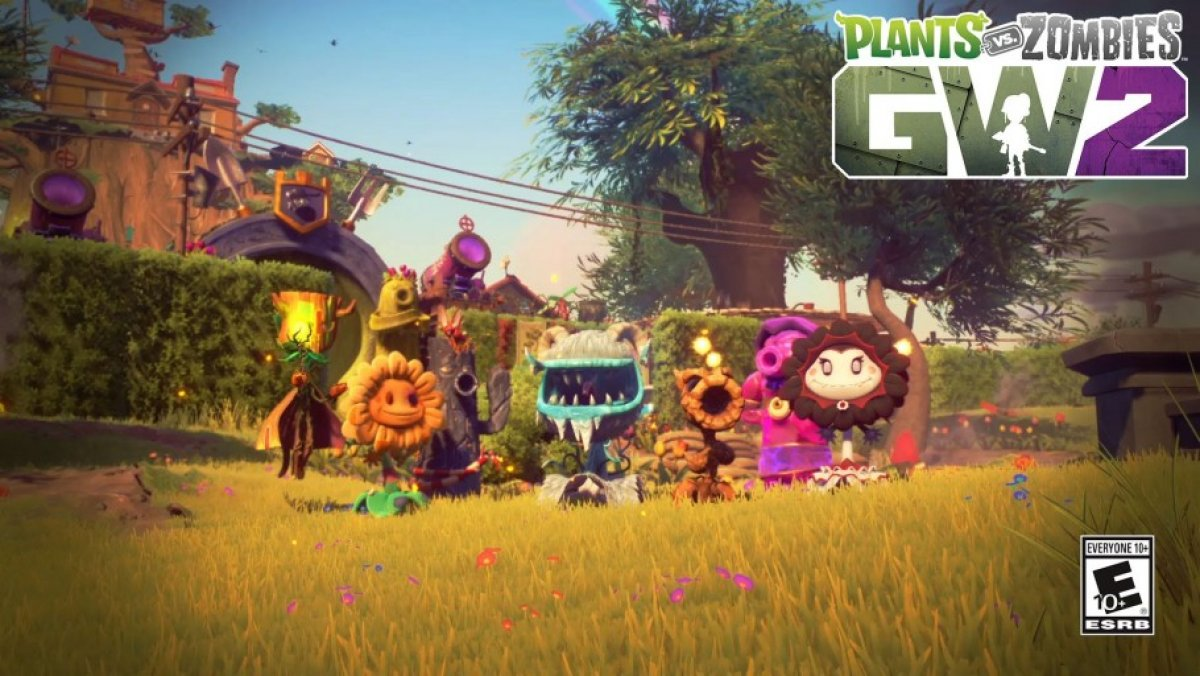 Plants vs zombies garden warfare 2 tipos de plantas pc - Plants vs zombies garden warfare 2 review ...