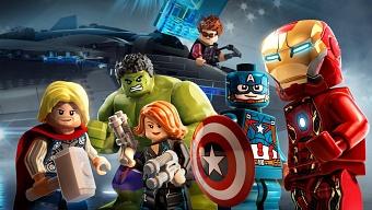 Lego Marvel Vengadores contará con DLCs gratuitos basados en películas en exclusiva para PS3 y PS4