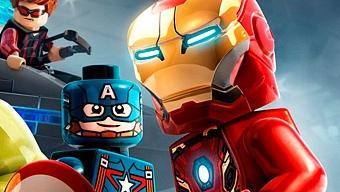 LEGO Marvel Vengadores encabeza el top ventas británico