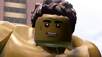 LEGO Marvel Vengadores: Tráiler Comic Con (ES)