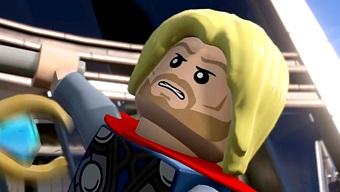 Video LEGO Marvel Vengadores, LEGO Marvel Vengadores: Tráiler de Lanzamiento