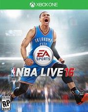 Carátula de NBA Live 16 - Xbox One