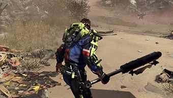 The Surge: 10 minutos de Gameplay