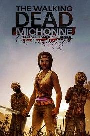 Carátula de The Walking Dead: Michonne - PS4