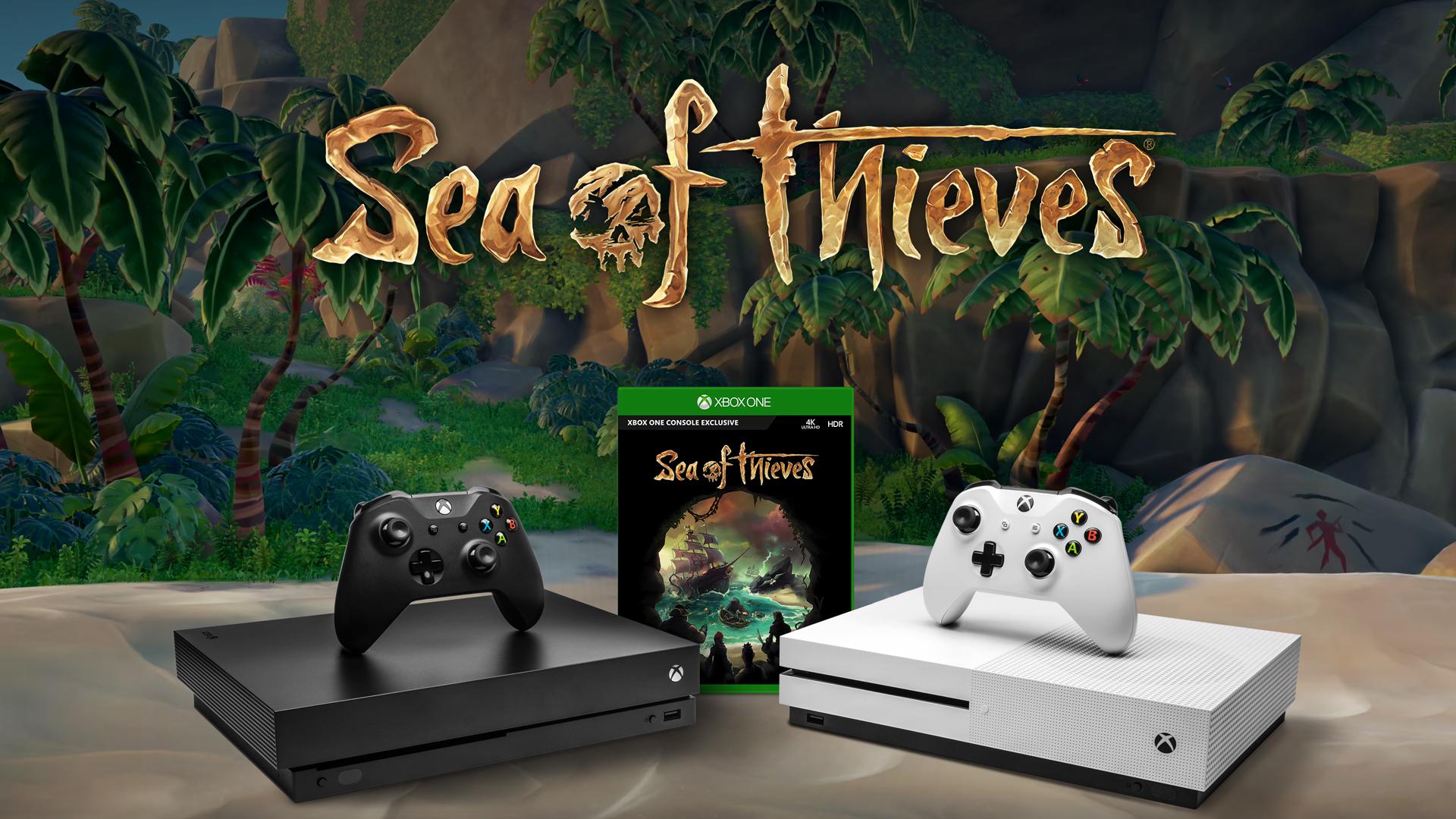 Sea Of Thieves Se Ofrecera Gratis Con Xbox One X Por Tiempo Limitado