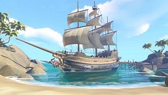 Hundir cierto barco en Sea of Thieves puede darte un año de Gold
