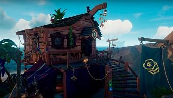El Emporio Pirata llega esta semana a Sea of Thieves