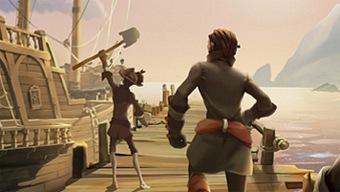 Sea of Thieves, La Búsqueda del Oro: Lanzamiento Alpha