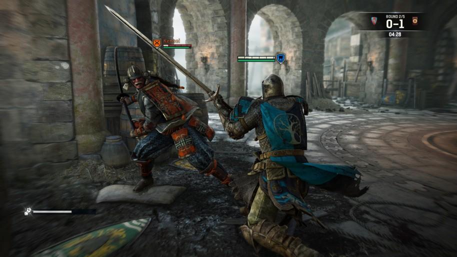 For Honor: For Honor: Modo Duelo, combates violentos