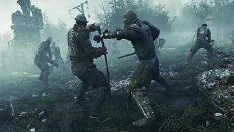 Video For Honor, Tráiler 360º: En la batalla