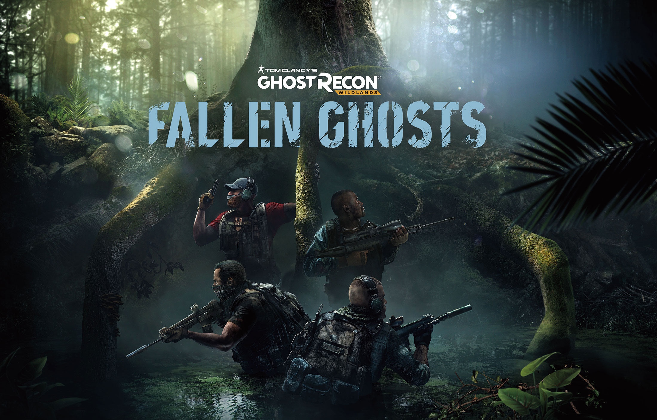 Tom ClancyS Ghost Recon Wildlands Waffen