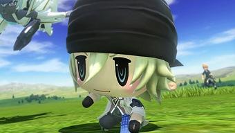 World of Final Fantasy, Tráiler de Lanzamiento