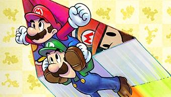 Top Japón: Mario & Luigi Paper Jam debuta con cerca de 50 mil juegos vendidos