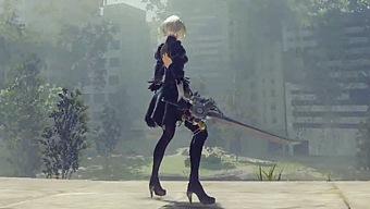 NieR: Automata, Crossover con Final Fantasy XV