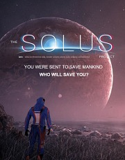 Carátula de The Solus Project - PS4