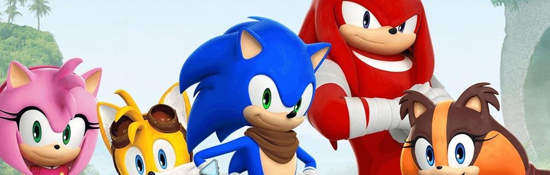 Análisis Sonic Dash 2 Sonic Boom