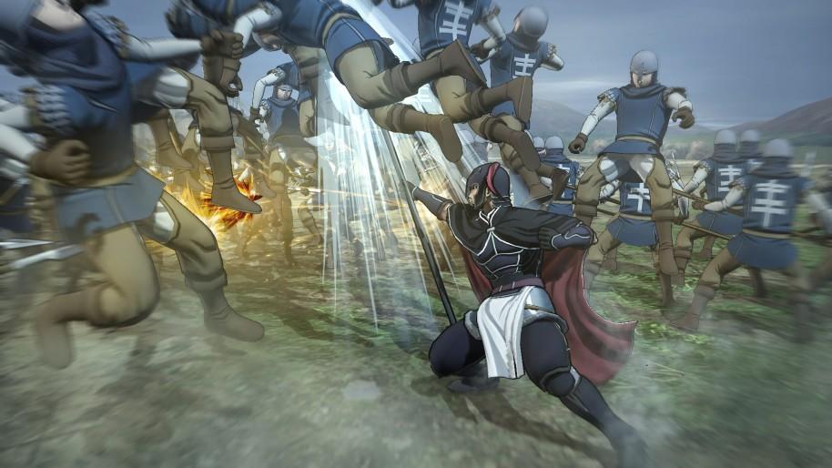 Arslan the Warriors of Legend: Arslan the Warriors of Legend: Hack'n slash Manganime