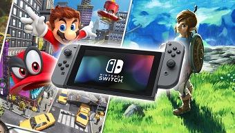 Un año de Nintendo Switch, sus 7 grandes hitos