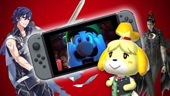 Las grandes promesas de Nintendo Switch para el 2019