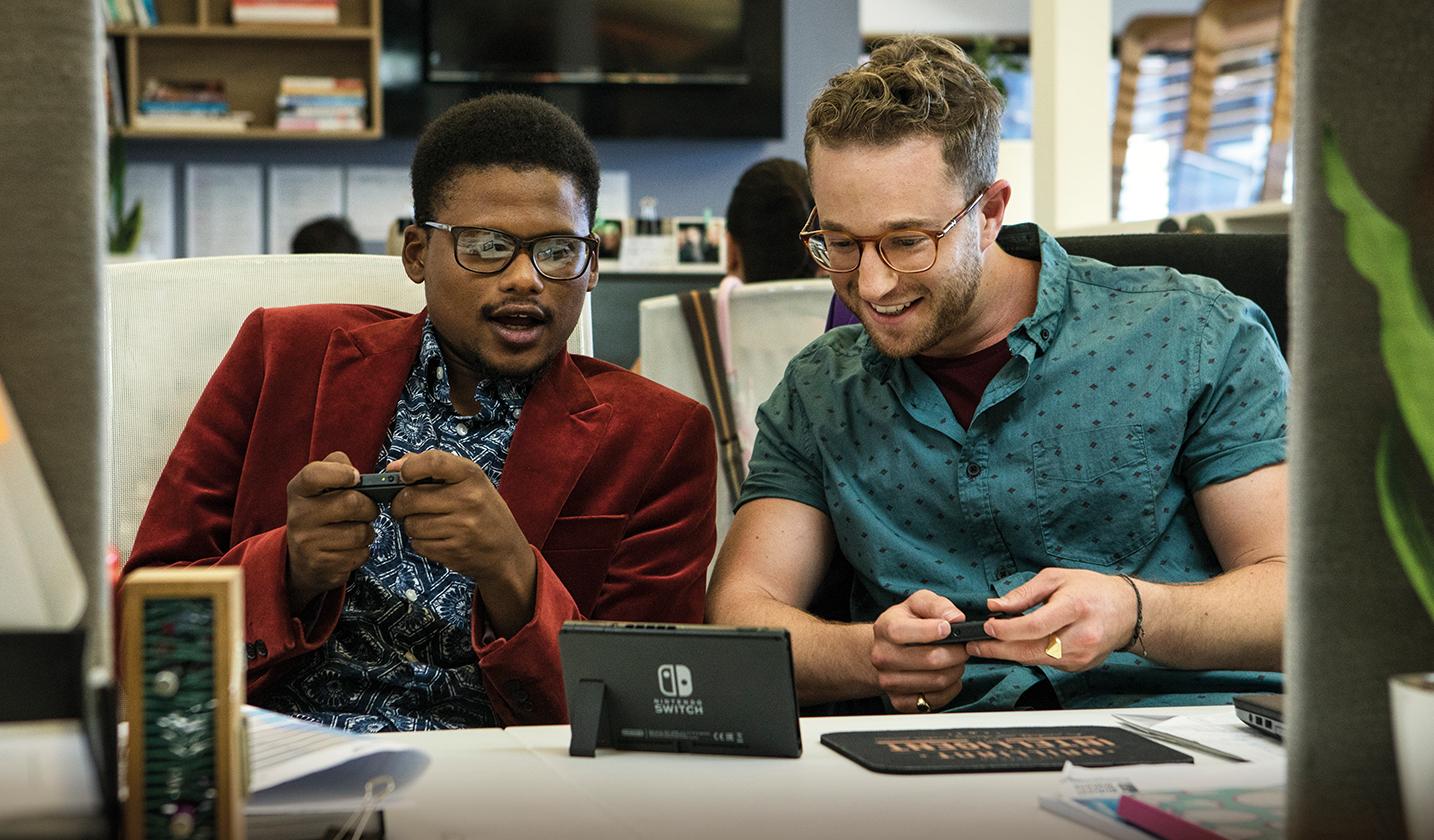 Nintendo Baja El Precio De Los Juegos De Switch En El Reino Unido