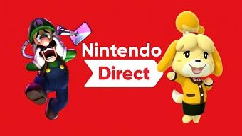 Estas son las noticias destacadas del Nintendo Direct
