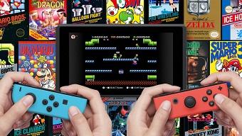Estos son los juegos de NES que llegan junto al online de Switch
