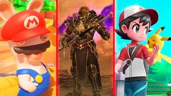 Las 10 mejores ofertas de Switch para el Black Friday