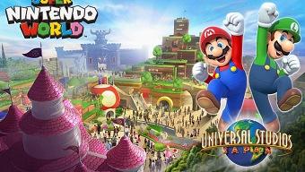Super Nintendo World abrirá la próxima primavera con dos atracciones