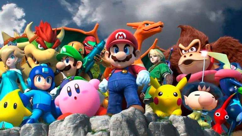 Image of Nintendo Switch
