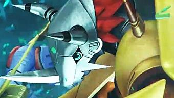 Digimon World Next Order: Tráiler TGS 2016