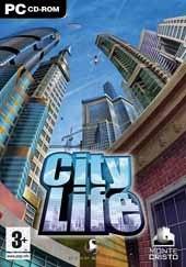 Carátula oficial de City Life PC