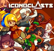 Carátula de Iconoclasts - PS4