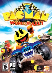Pac-Man World Rally PC