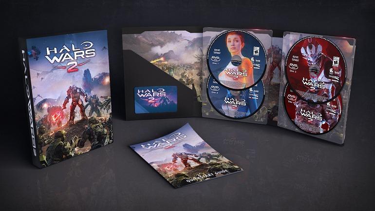 Edición estandar Halo Wars 2
