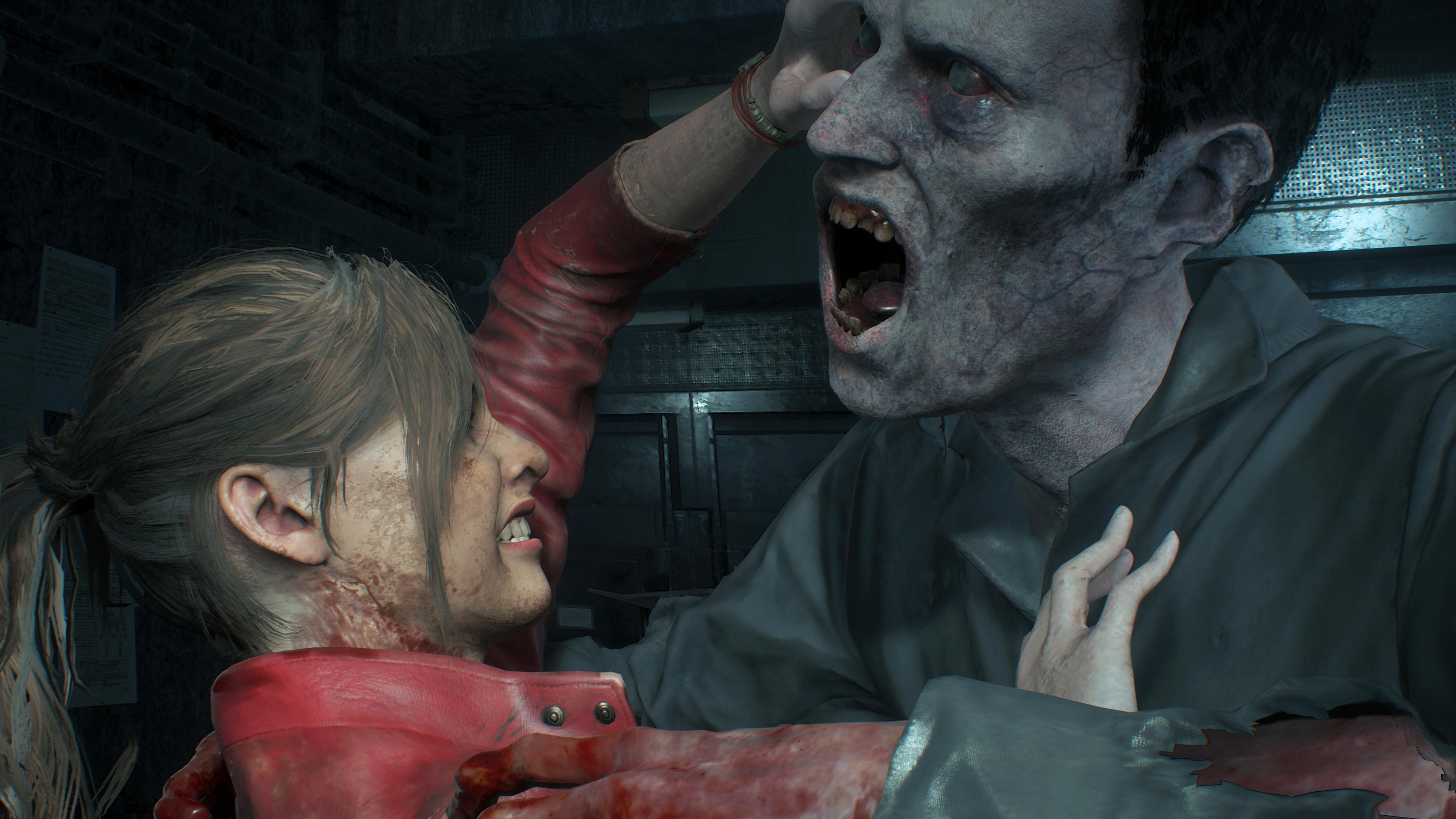 El reboot cinematográfico de Resident Evil