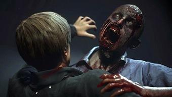 Comparan imágenes del remake de Resident Evil 2 y el original