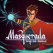 Carátula de Masquerada: Songs and Shadows - PC