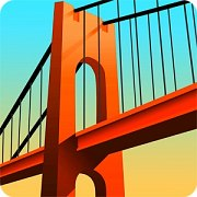 Carátula de Bridge Constructor Playground - PC