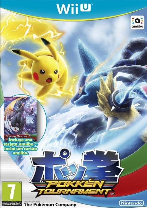 Pokken Tournament Para Wii U 3djuegos