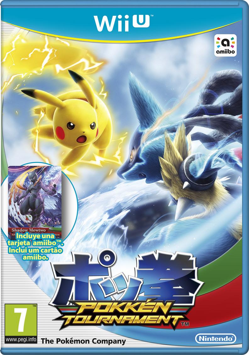 Pokken Tournament A La Venta El 18 De Marzo Para Wii U 3djuegos