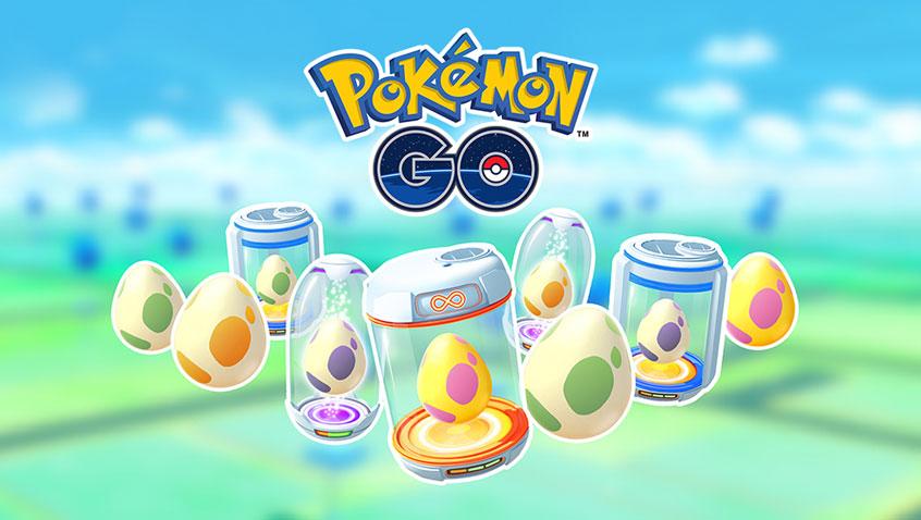 Pokémon Go: Sácale partido a Sincroaventura con Eclosionatón