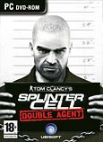Carátula de Splinter Cell Double Agent - PC