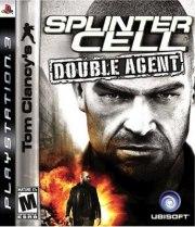 Carátula de Splinter Cell Double Agent - PS3