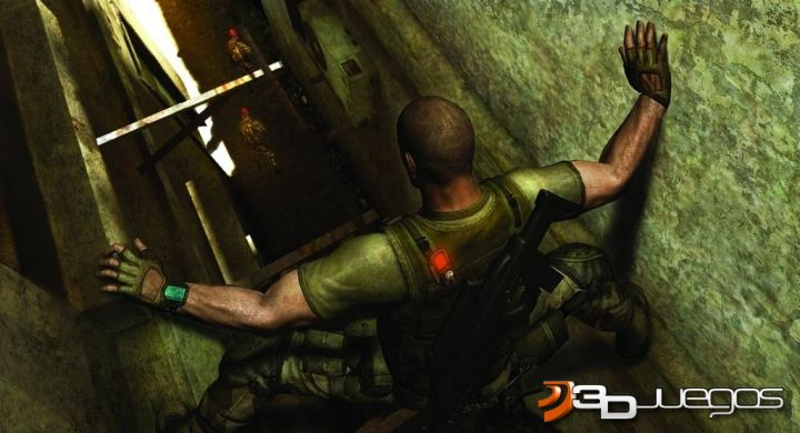 Splinter Cell Double Agent - Avance