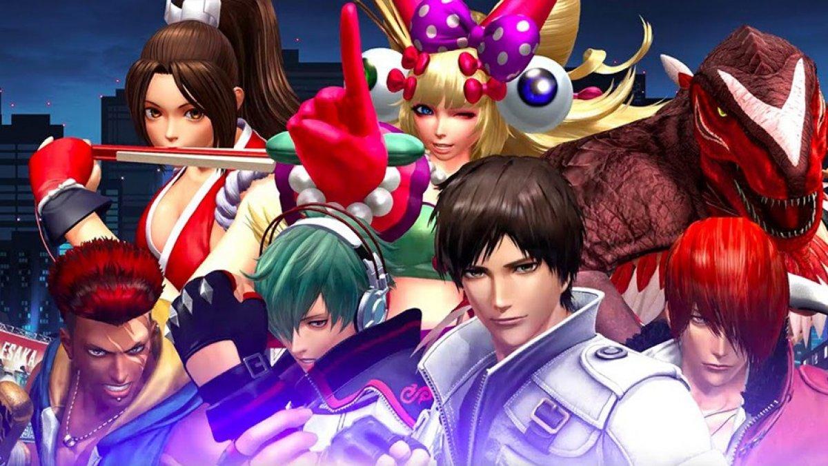 Análisis de The King of Fighters XIV para PS4 - 3DJuegos